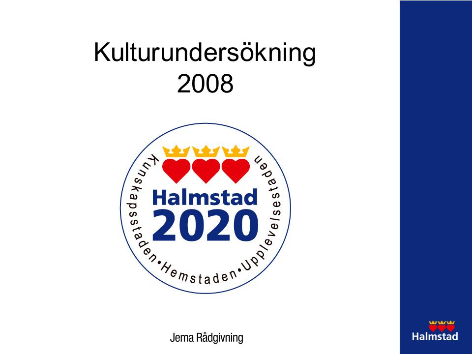 Kulturundersökning 2008
