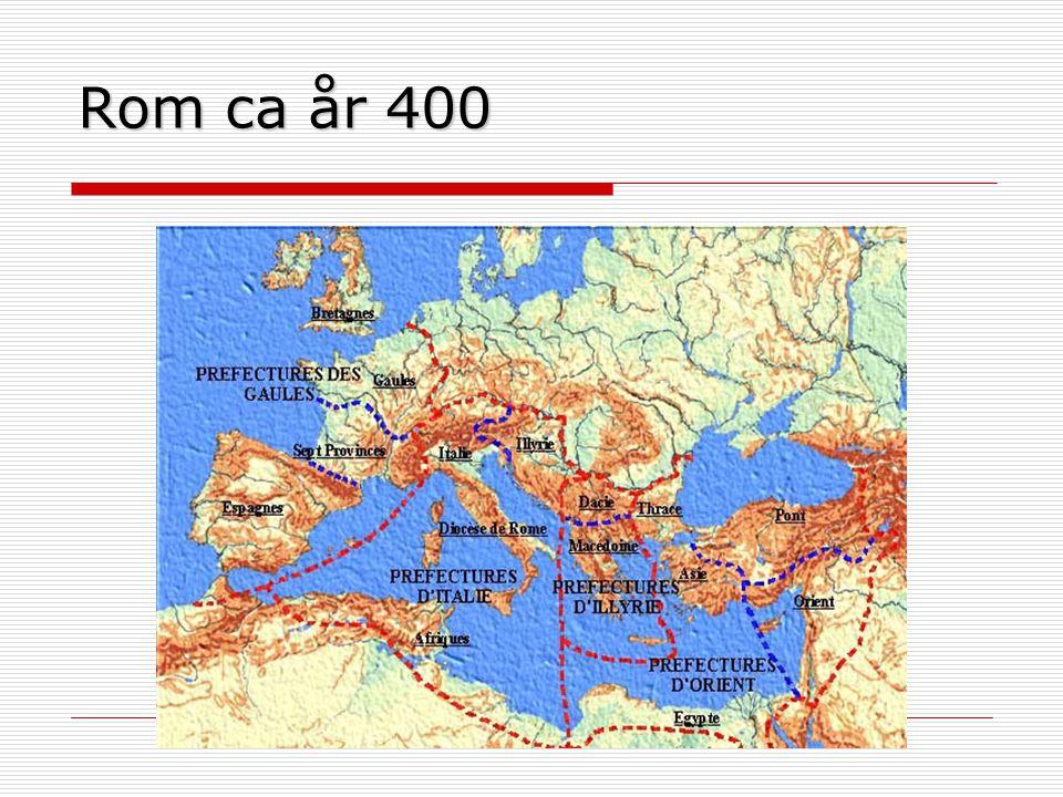 Rom ca år 400