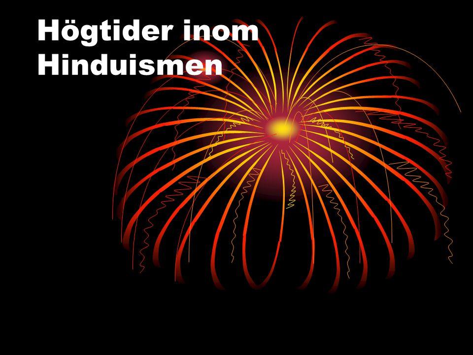 Högtider inom Hinduismen