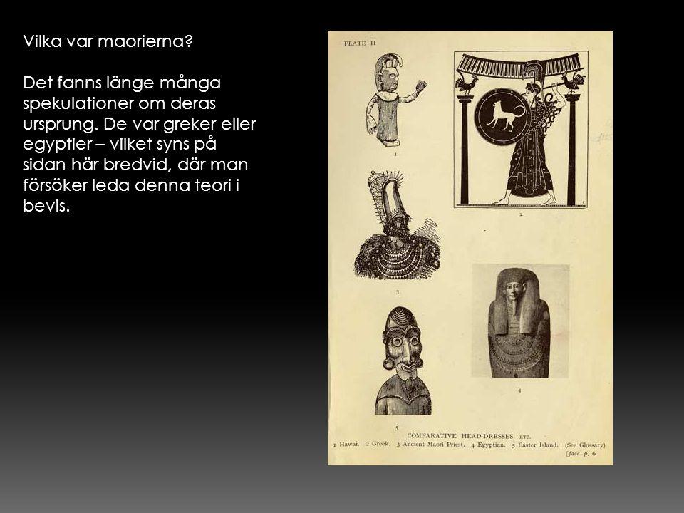 Till vänster på bilden syns en av de mest prominenta maorierna Sir Apirana Ngata som arbetade för en maorisk kulturell renässans.