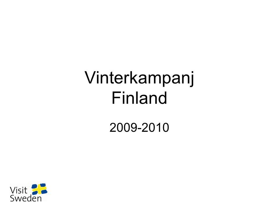 Vinterkampanj Finland 2009-2010