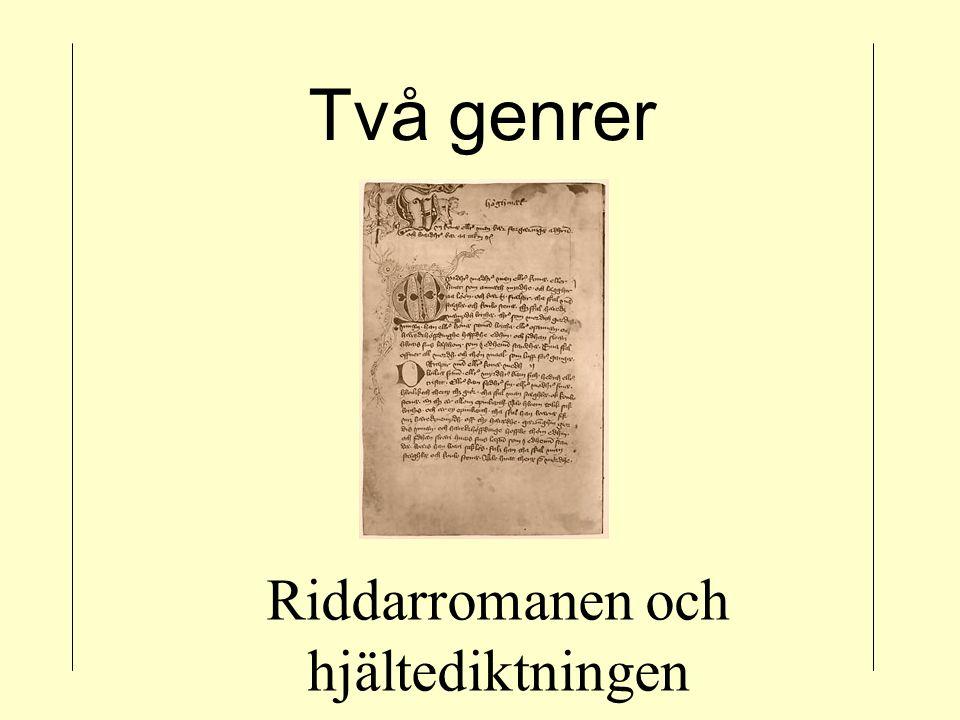 • Västrom gick under på 400-talet och germanerna bildade inget nytt, stort rike utan flera mindre.