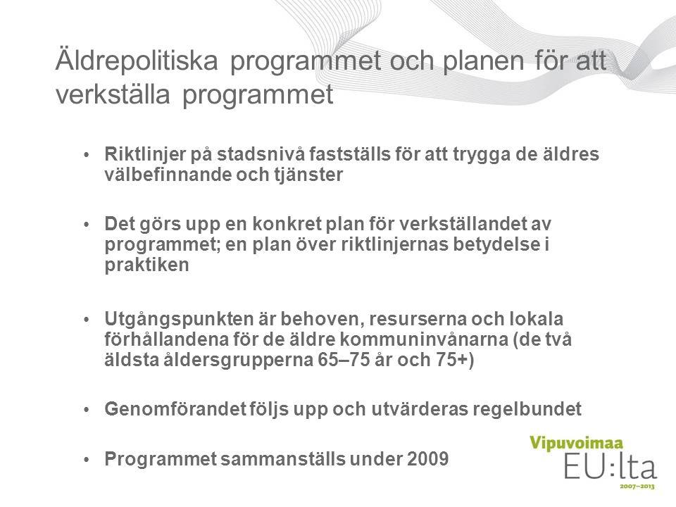 Bakgrund, värderingar och principer Som bakgrund för Viksu ligger Vanda stads värderingar som presenteras för fullmäktige under hösten 2009.