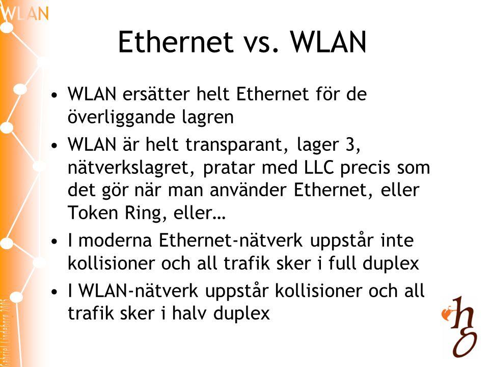 Ethernet vs.