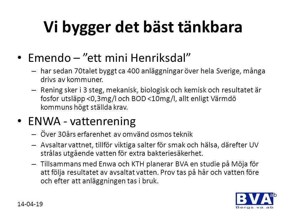 """Vi bygger det bäst tänkbara • Emendo – """"ett mini Henriksdal"""" – har sedan 70talet byggt ca 400 anläggningar över hela Sverige, många drivs av kommuner."""