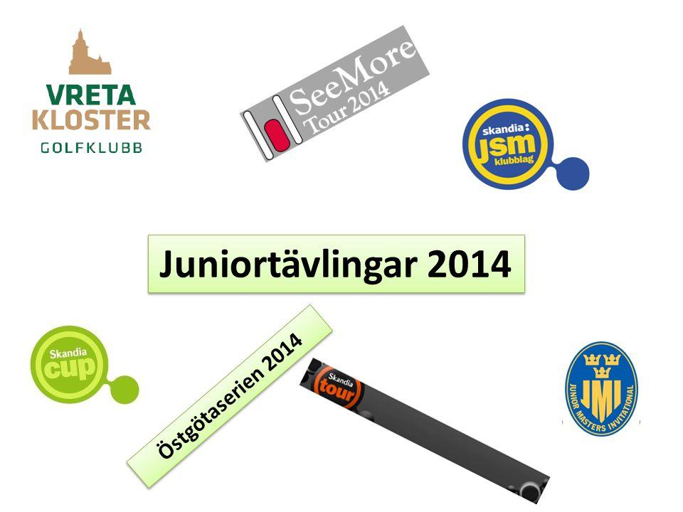 Juniortävlingar 2014 Östgötaserien 2014