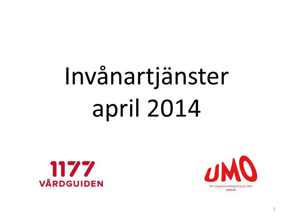 Invånartjänster april 2014 1