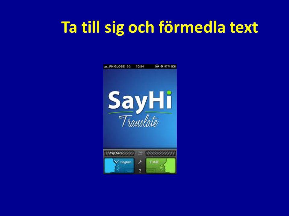 Hur ser vi på läs-och skrivsvårigheter i Sverige om 10 år? VISION