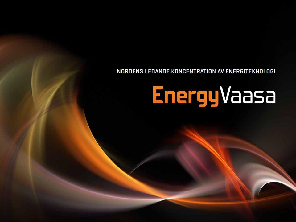 Energieffektivitet Vacon Oyj Frekvensomriktare Industrin förbrukar ca 42 % av all producerad energi och en stor del av detta går till att driva elmotorer.