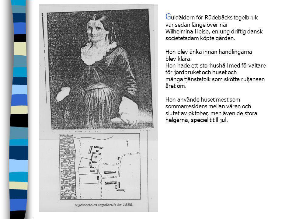 F rån 1845 till 1861 lyckades Holtfreter fyrdubbla tegelproduktionen från 500 000 till närmare 2 miljoner tegelprodukter per år. Bruket blev känt som