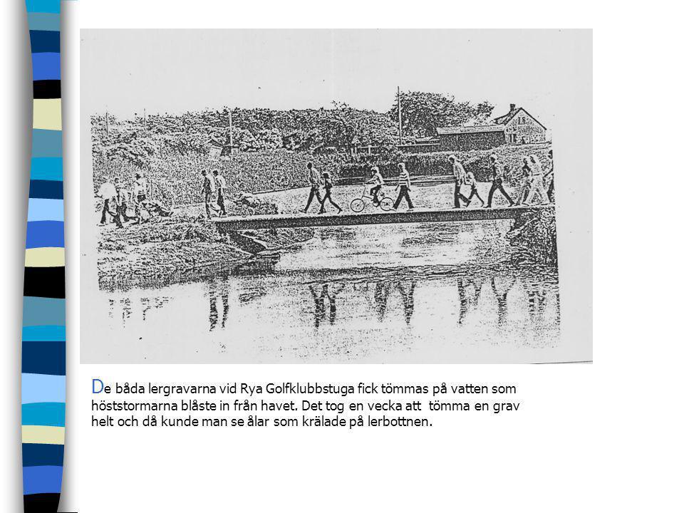 P å Råå Museum kan en tegelsten från Rya Tegelbruk beskådas med en stämpel av bruksägare Johan Ludvig Jönsson