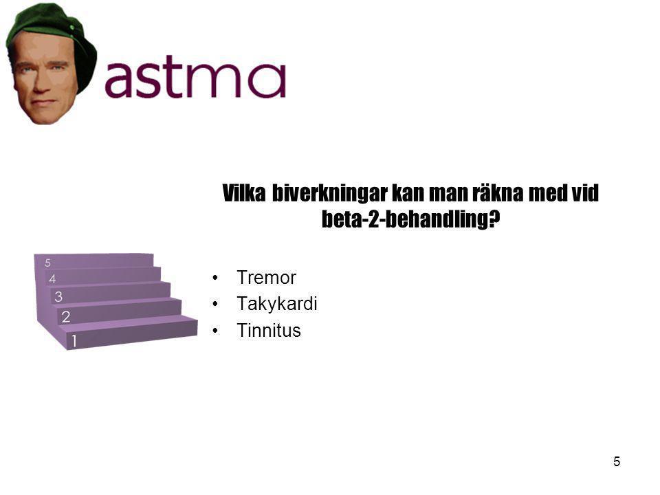6 Beta-2-preparaten samt Teofyllin räknas till gruppen..Teofyllin •Antiinflamatoriska LM •Bronkdilaterande LM •Anafylaktiska LM teofyllin