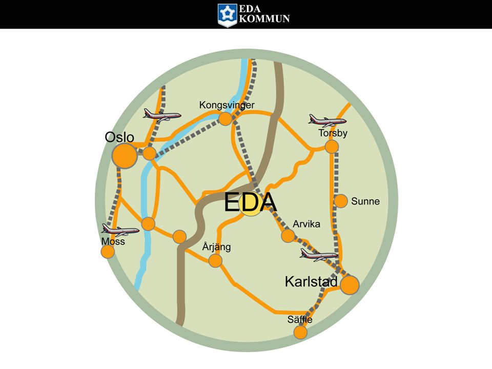 Avtal träffas med Eidskog att Eda köper tjänster av Eidskog kommun på löpande räkning till själv- kostnadspris.