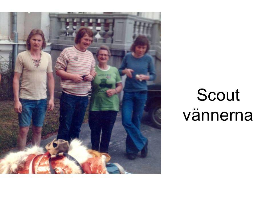 Scout vännerna