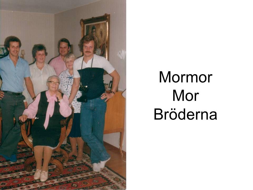 Mormor Mor Bröderna