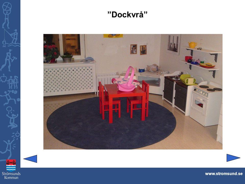 """Dockvrå"" www.stromsund.se"