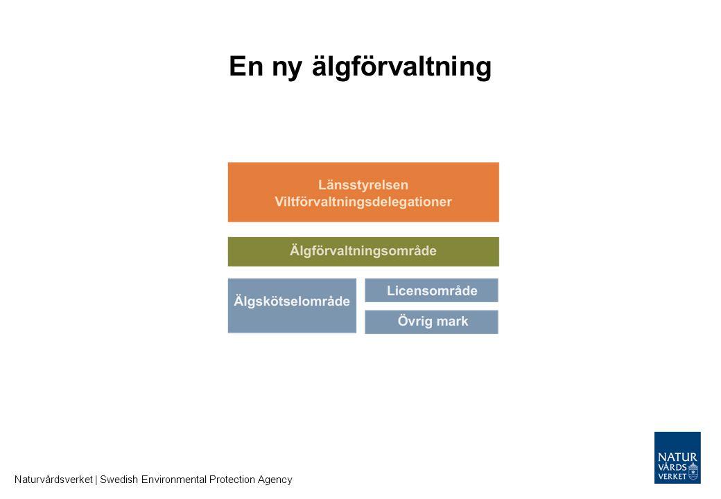 En ny älgförvaltning Naturvårdsverket | Swedish Environmental Protection Agency