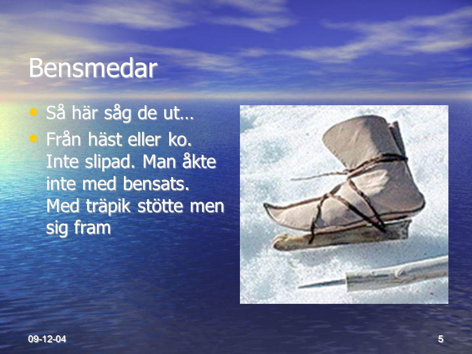 09-12-046 Så kom järnåldern, träbotten med järnmed….