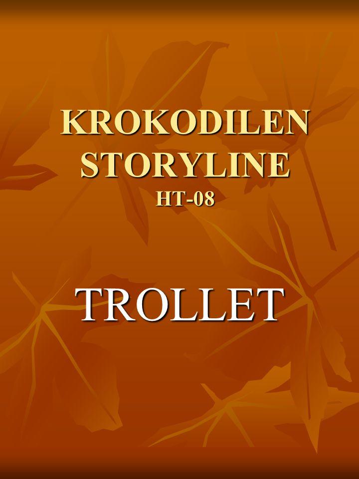 KROKODILEN STORYLINE HT-08 TROLLET