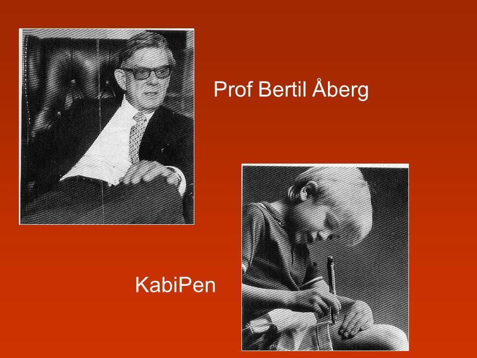 KabiPen Prof Bertil Åberg