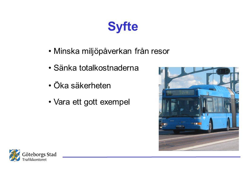 Nya Resvanor Vägval marie.karlsson@sweco.se, Tel: 031- 63 28 72