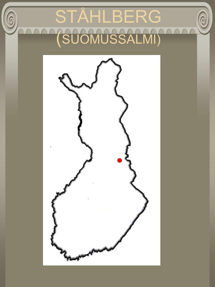 STÅHLBERG ( SUOMUSSALMI)