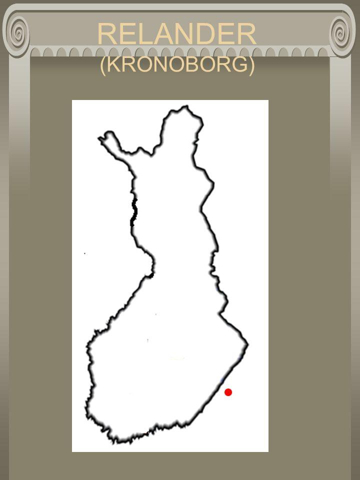 RELANDER (KRONOBORG)