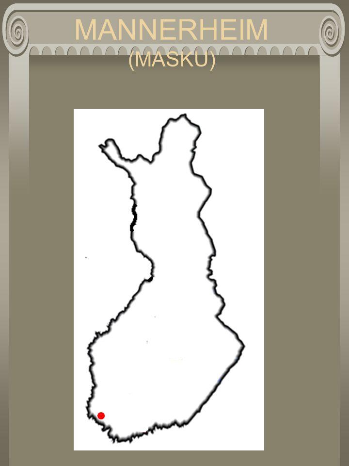 MANNERHEIM (MASKU)