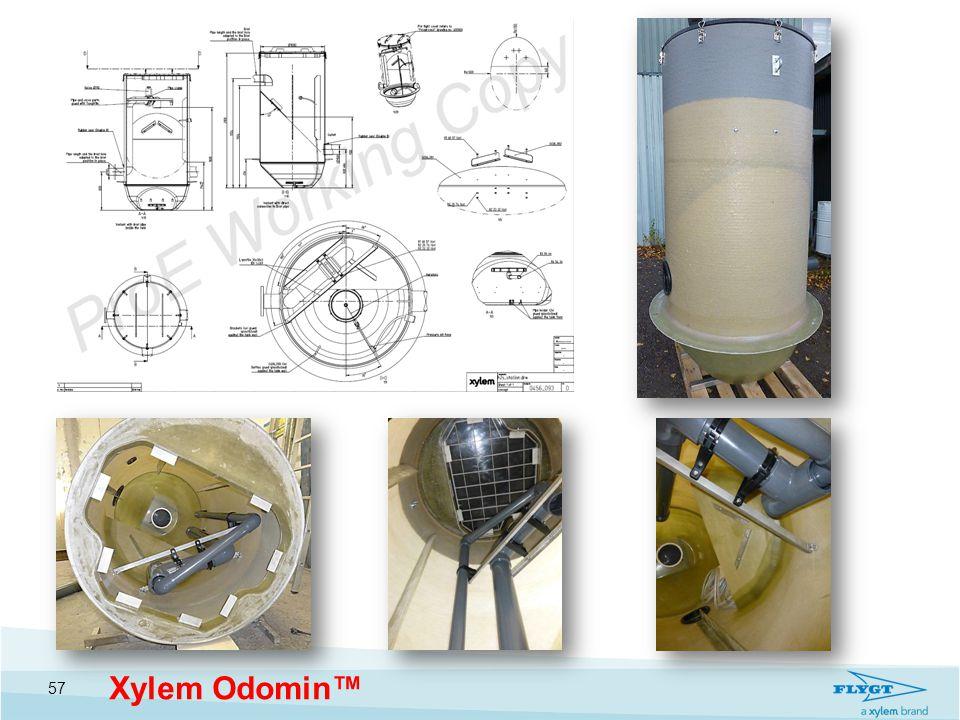 57 Xylem Odomin™