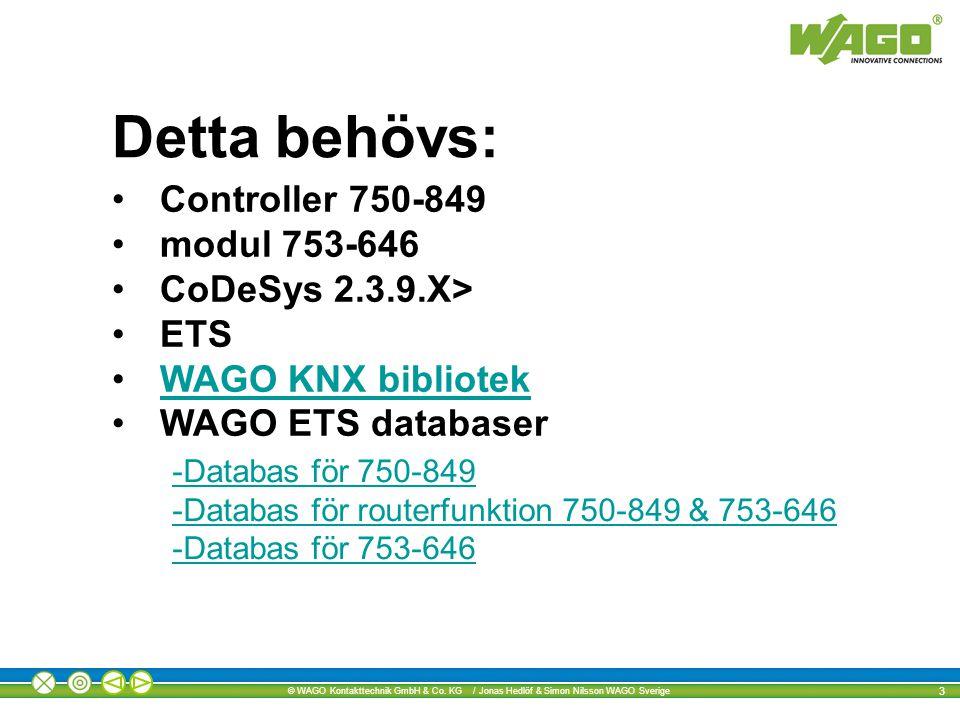 © WAGO Kontakttechnik GmbH & Co.