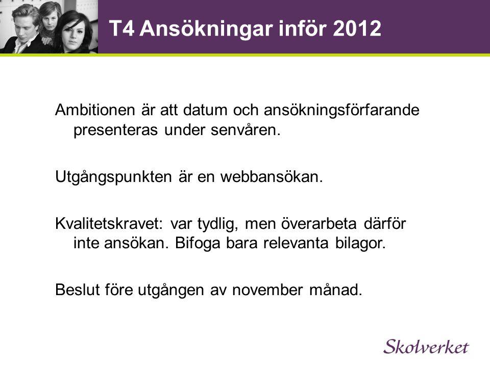Vilka får då uppdraget 2011.