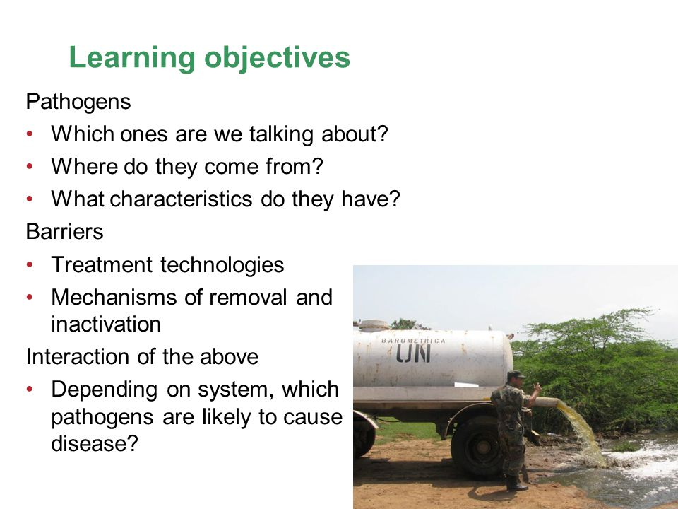 Swedish University of Agricultural Sciences Biomedical Sciences and Veterinary Public Health Learning objectives Pathogens •Which ones are we talking