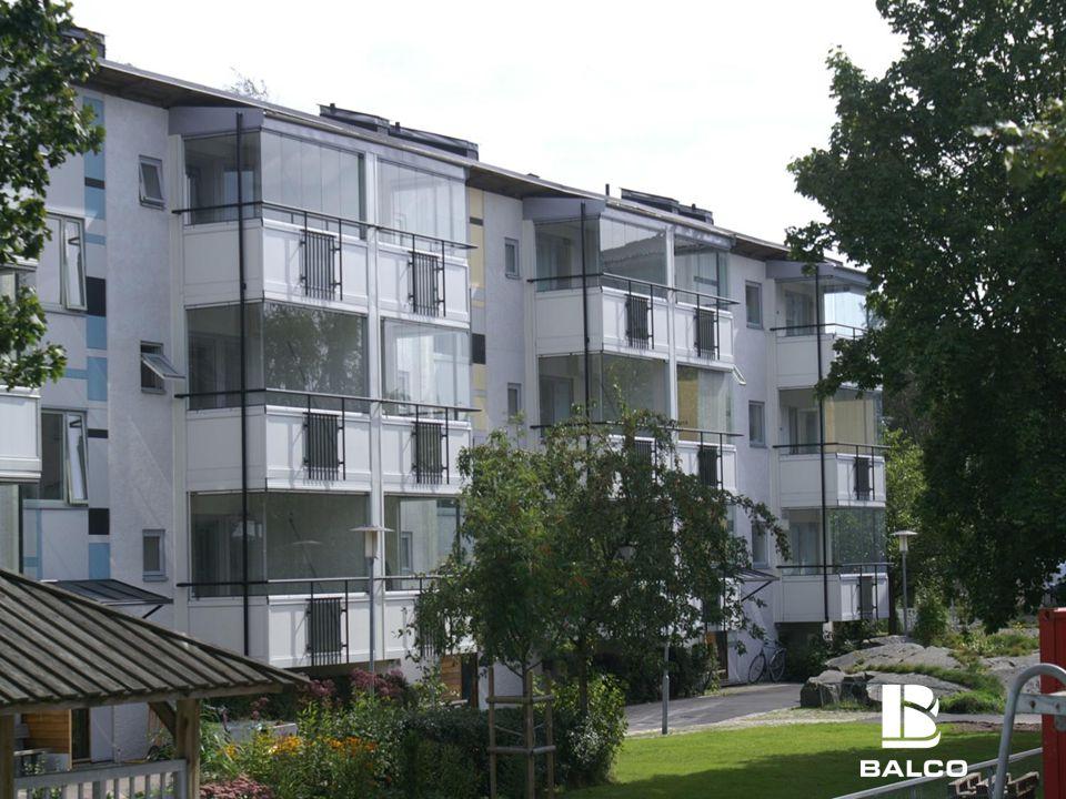 Balco AB • Grundades 1987 • Bolag i Sverige, Norge, Danmark, Tyskland och England • Omsätter cirka 600 miljoner • 150 anställda (1% sjukfrånvaro)