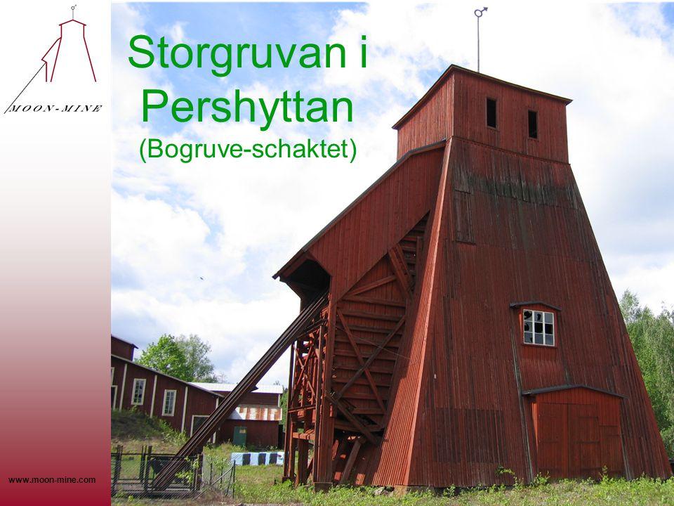 www.moon-mine.com Storgruvan i Pershyttan (Bogruve-schaktet)