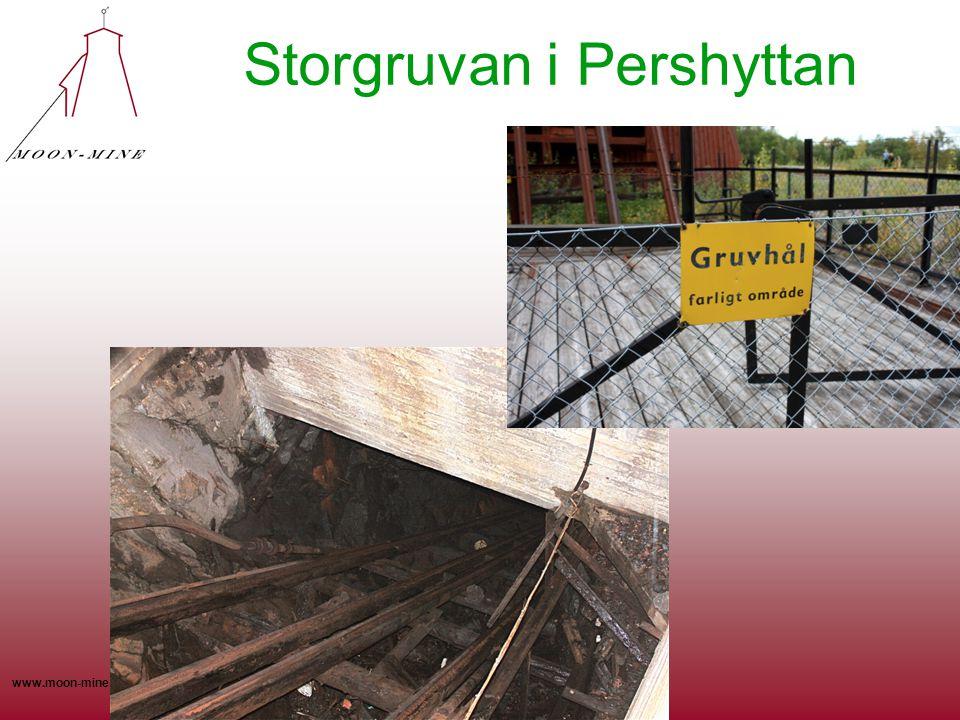 www.moon-mine.com Storgruvan i Pershyttan