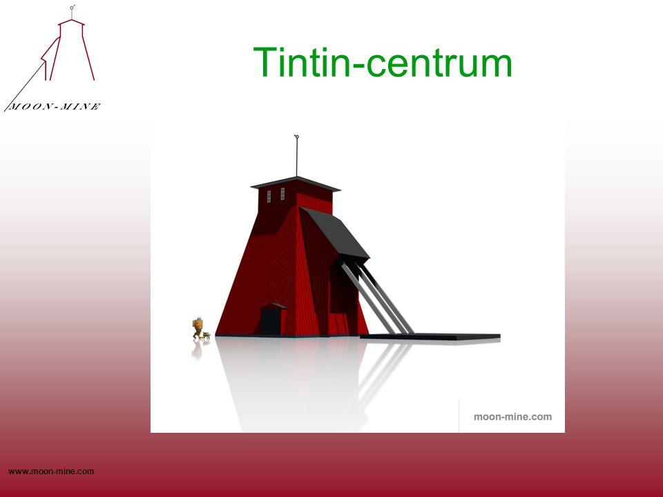 www.moon-mine.com Tintin-centrum