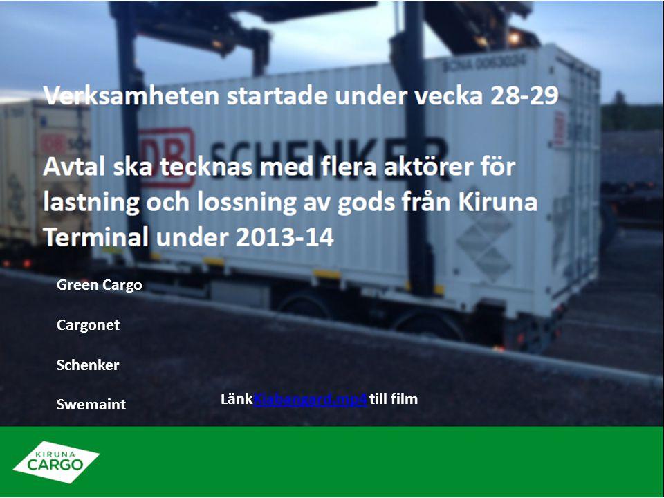 Green Cargo Cargonet Schenker Swemaint LänkKiabangard.mp4 till filmKiabangard.mp4