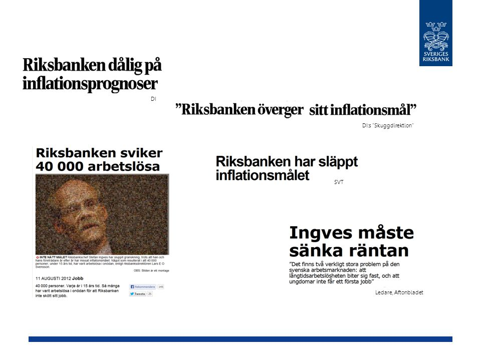 "DI:s ""Skuggdirektion"" Ledare, Aftonbladet SVT DI"