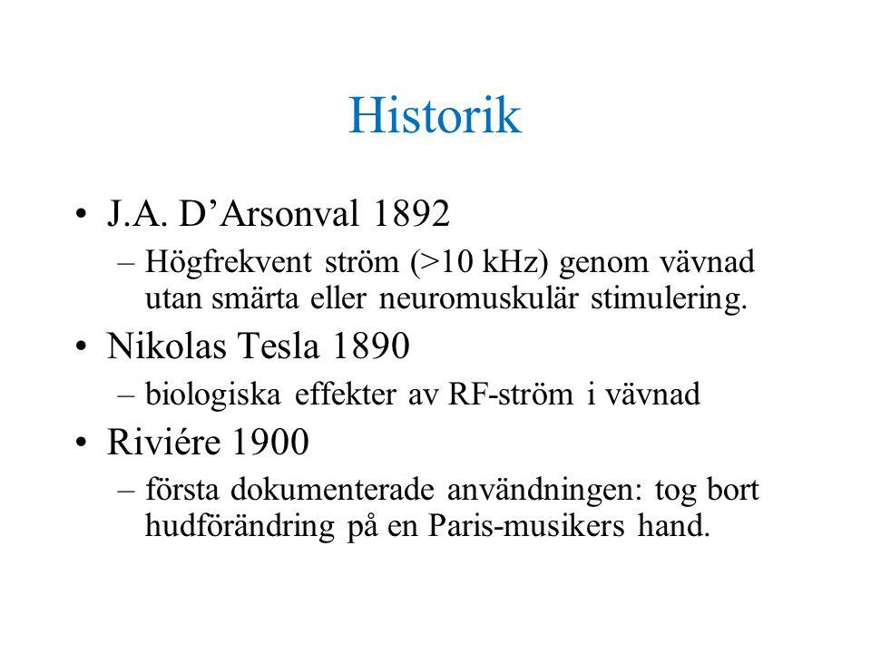 Historik •J.A.