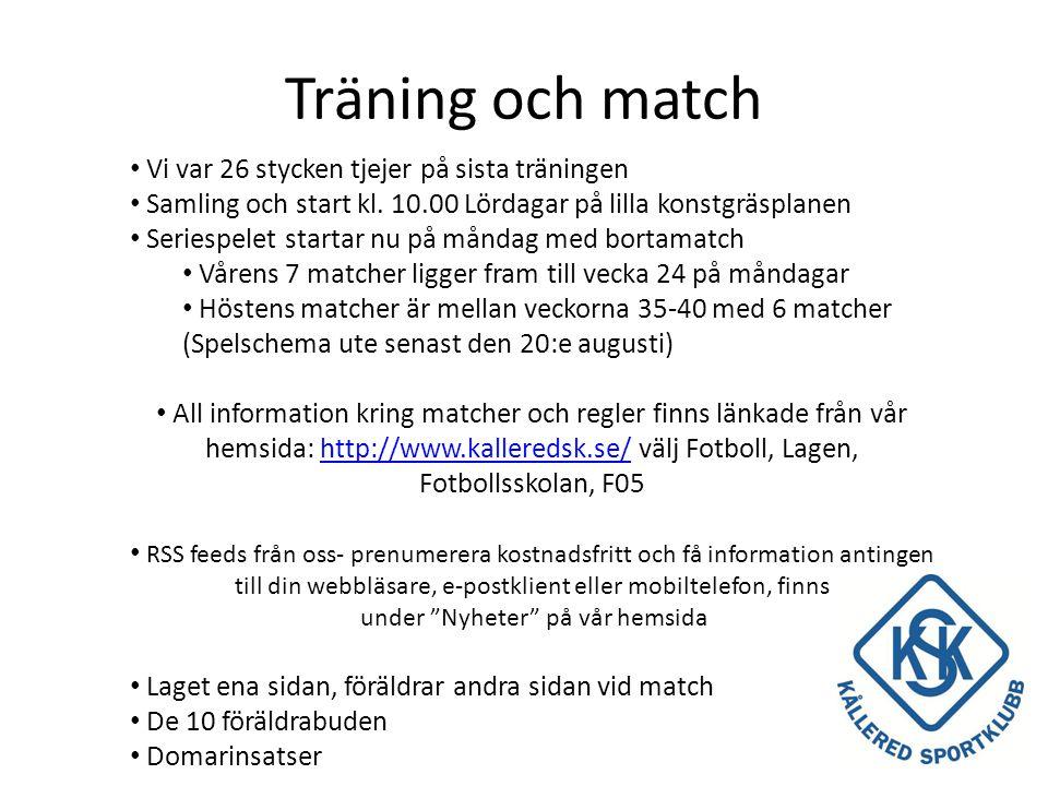 Cuper Cuper vi kommer delta i: • Åsa-cupen söndagen den 30/6 – prel.