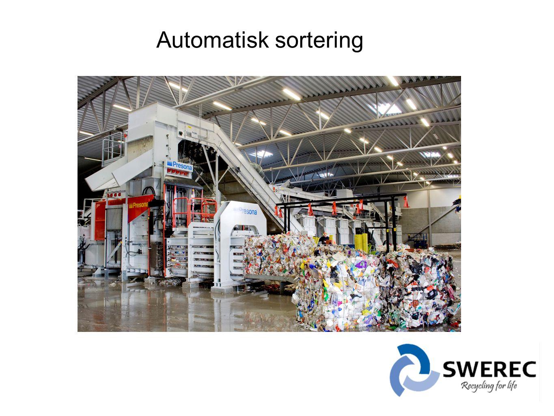 Automatisk sortering