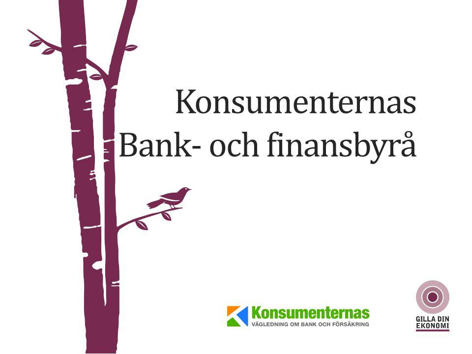 Konsumenternas Bank- och finansbyrå