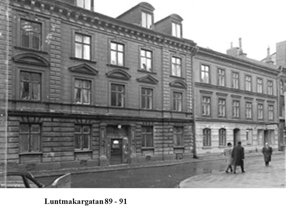Luntmakargatan 89 - 91
