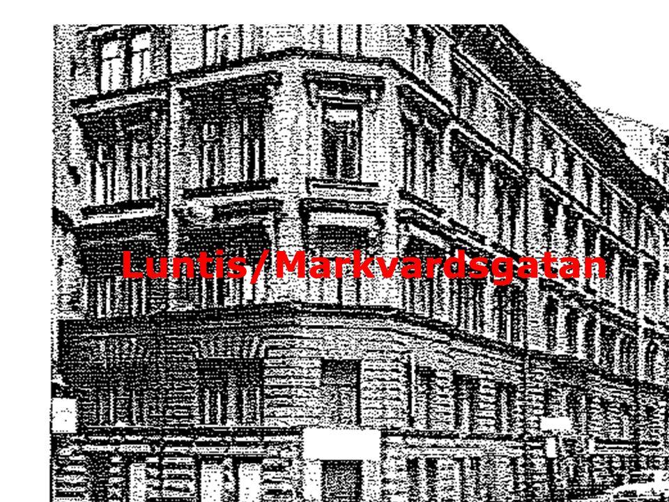 Luntmakargatan 93/Markvardsgatan 13 Luntis/Markvardsgatan