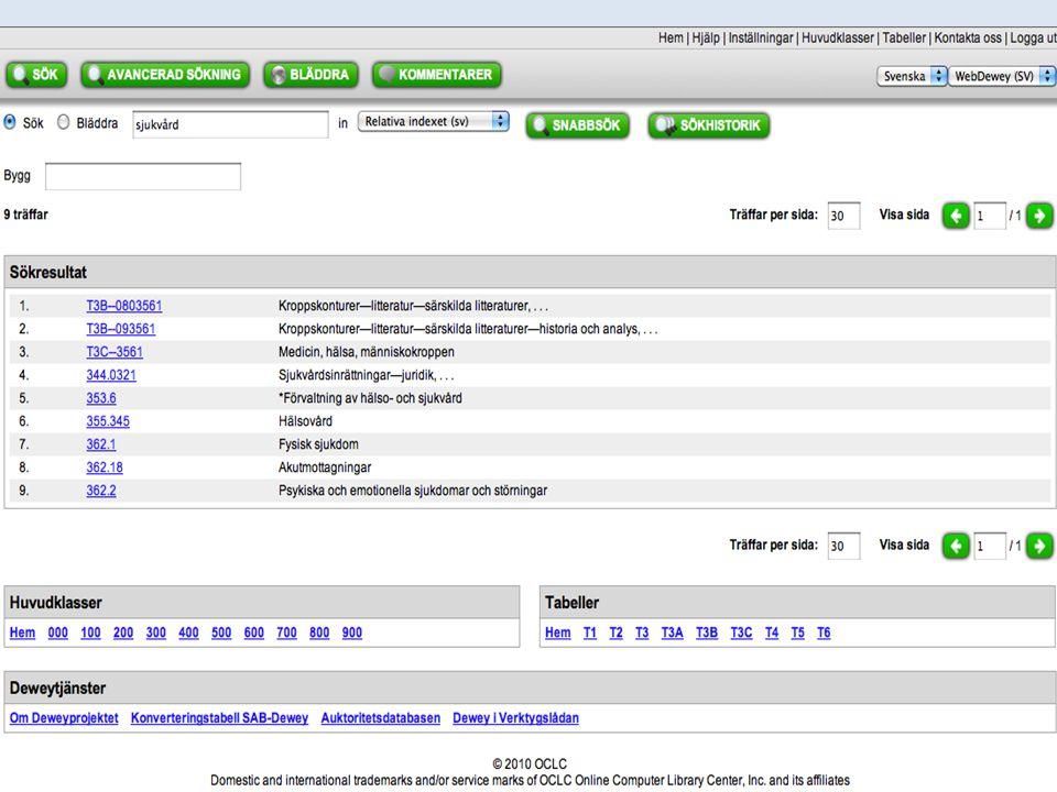 Länsbibliotek Sydost. 20110414