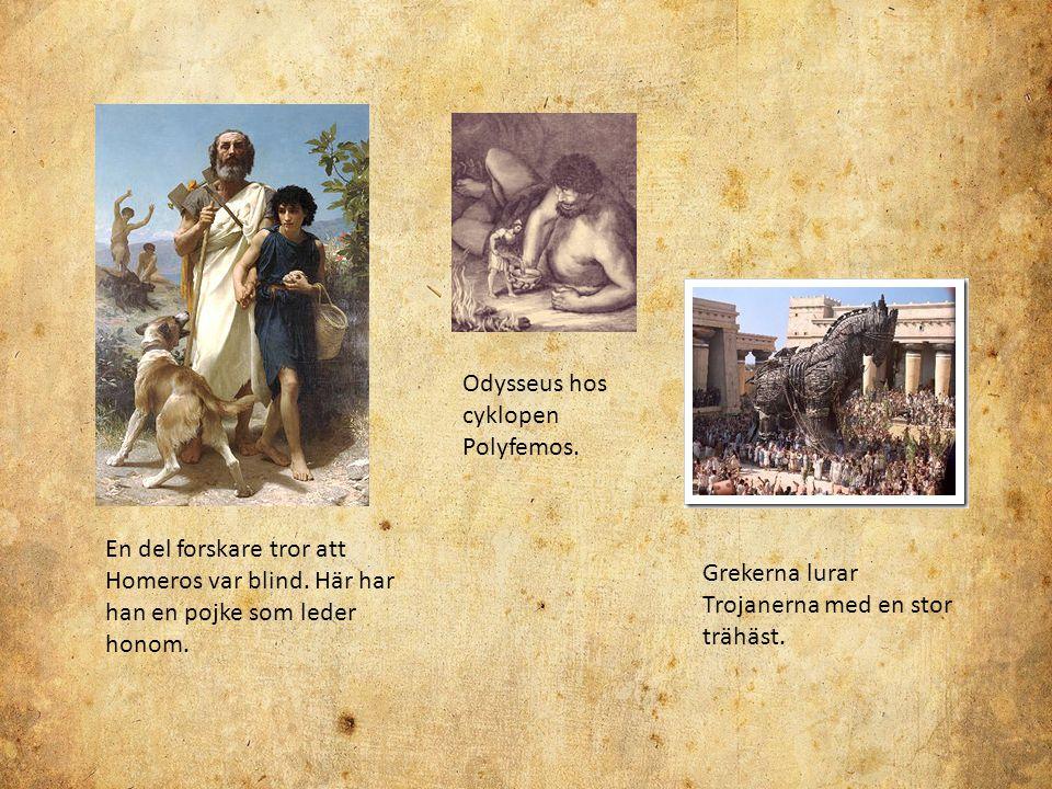 ANTIKEN o En av de mest kända dramaförfattarna var Sofokles och ett av hans mest kända verk är tragedin Kung Oidipus.