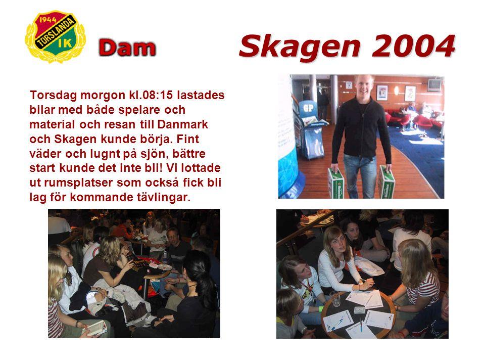 Skagen 2004
