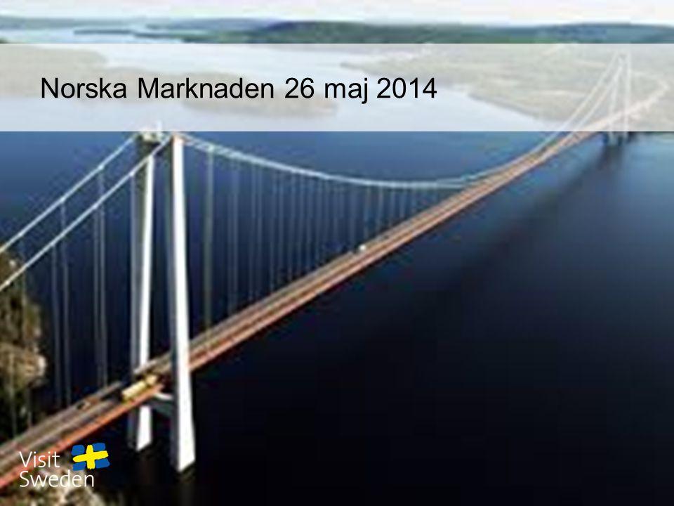 Sv Norska Marknaden 26 maj 2014