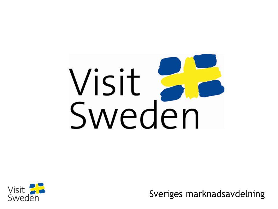 Sveriges marknadsavdelning