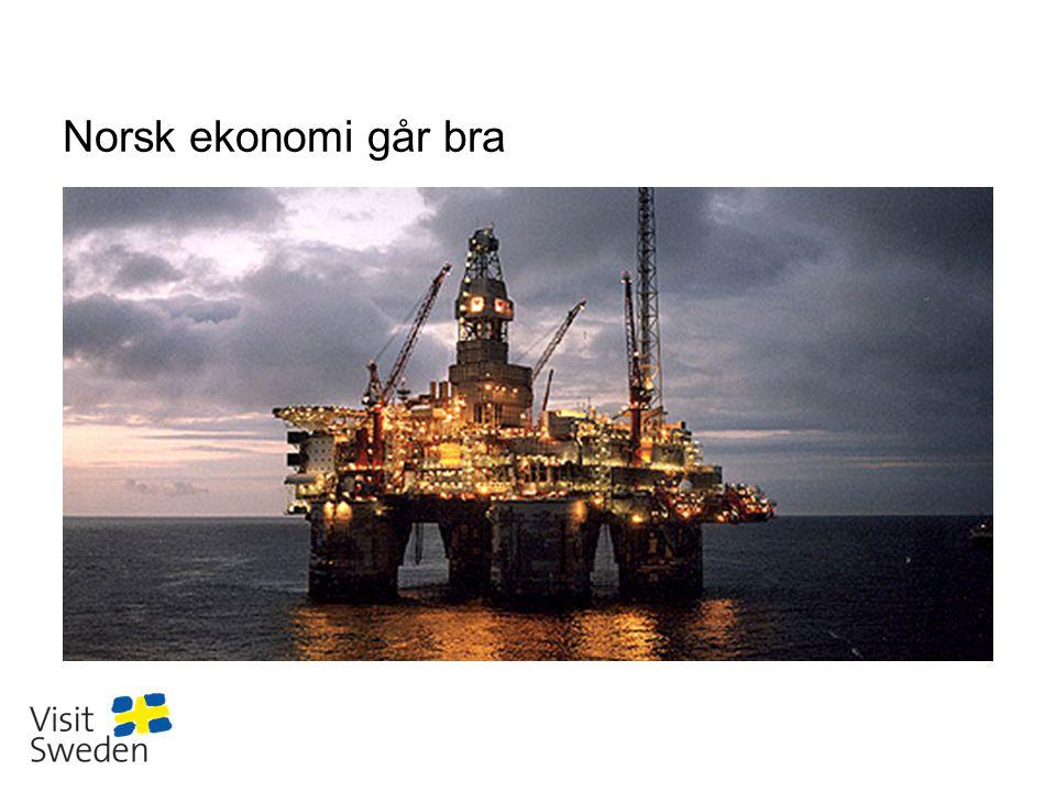 Sv Norsk ekonomi går bra